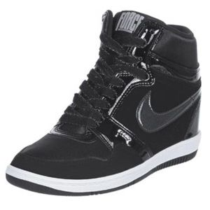 Nike Force Wedge High Tops
